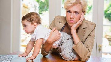 Als Mutter zurück in die Vollzeitstelle? Mitunter nur schwer realisierbar...