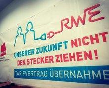 RWE Jugend Banner