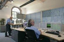 Zentrale Leitstelle der Wasserwerke Westfalen