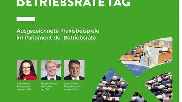 Deutsche BetriebsräteTag vom 08. bis 10. November 2016
