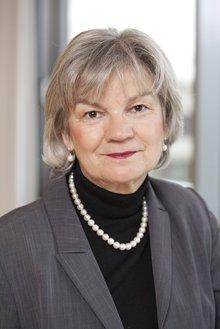 Karin Jung, Vorsitzende der Vertreterversammlung