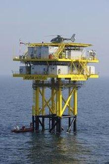 Offshore Anlage