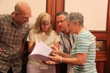 Workshop zur Eingruppierung auf der TV-V-Anwendertagung 2016