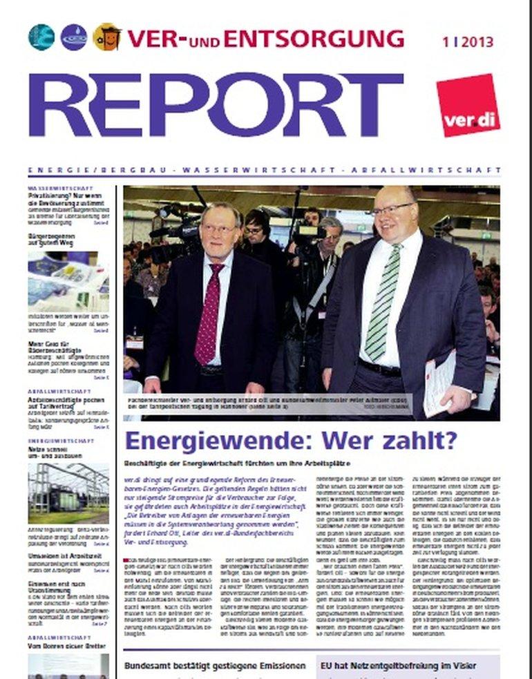 Report 01 / 2013