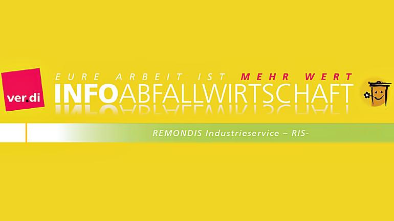 Tarifinfo REMONDIS Industrieservice – RIS