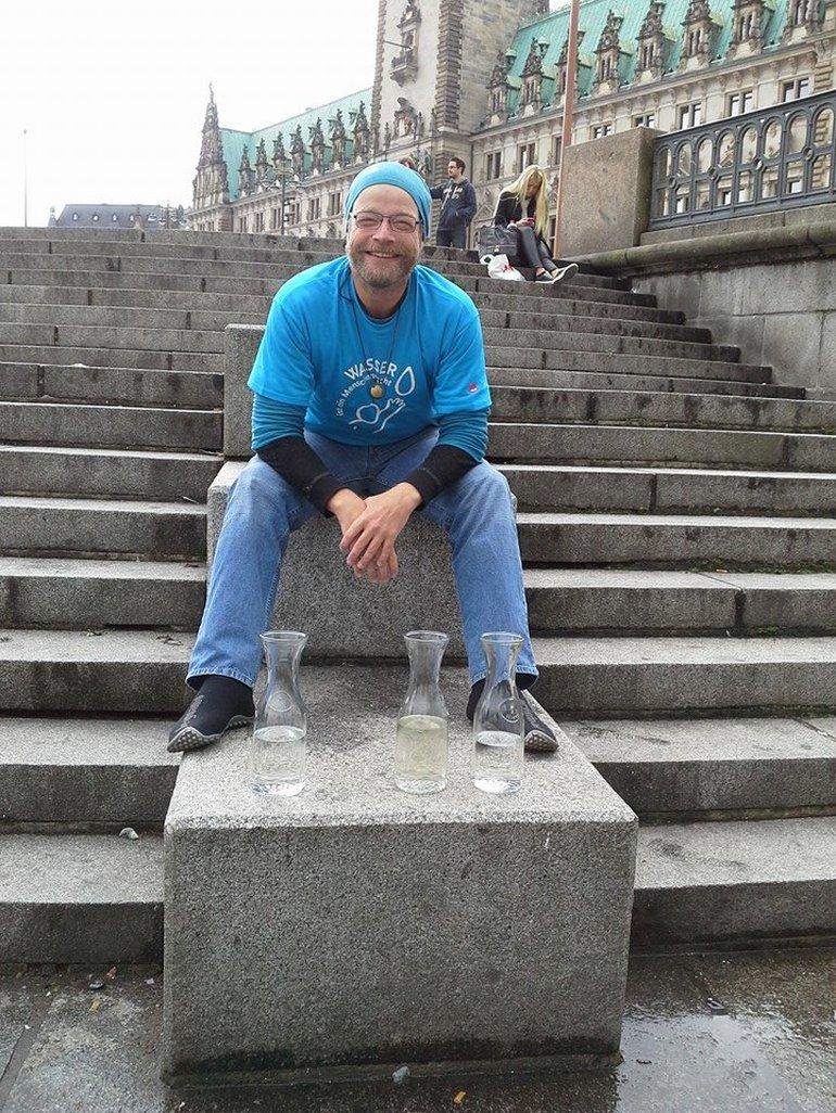 Steffen Pfeiffer in Hamburg