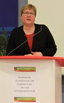Parlamentarische Staatssekretärin Iris Gleicke (SPD)