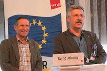 Bernd Jakuttis auf der 20. 20. BR/PR/JAV Konferenz