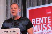 Jörg Opitz auf dem 20. BR/PR Konferenz Wasserwirtschaft