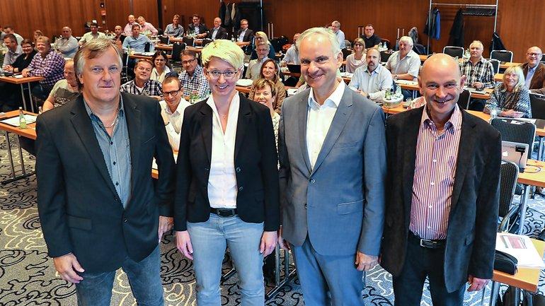 2. BFA-Sitzung für E.ON / Uniper in Düsseldorf (Okt/Nov 2017)