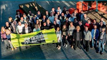 Auch für den Tarifdeluxe aktiv: Der BFA bei E.ON in Essen