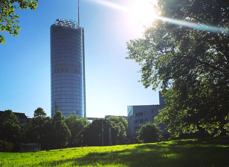 Innogy Tower in Essen