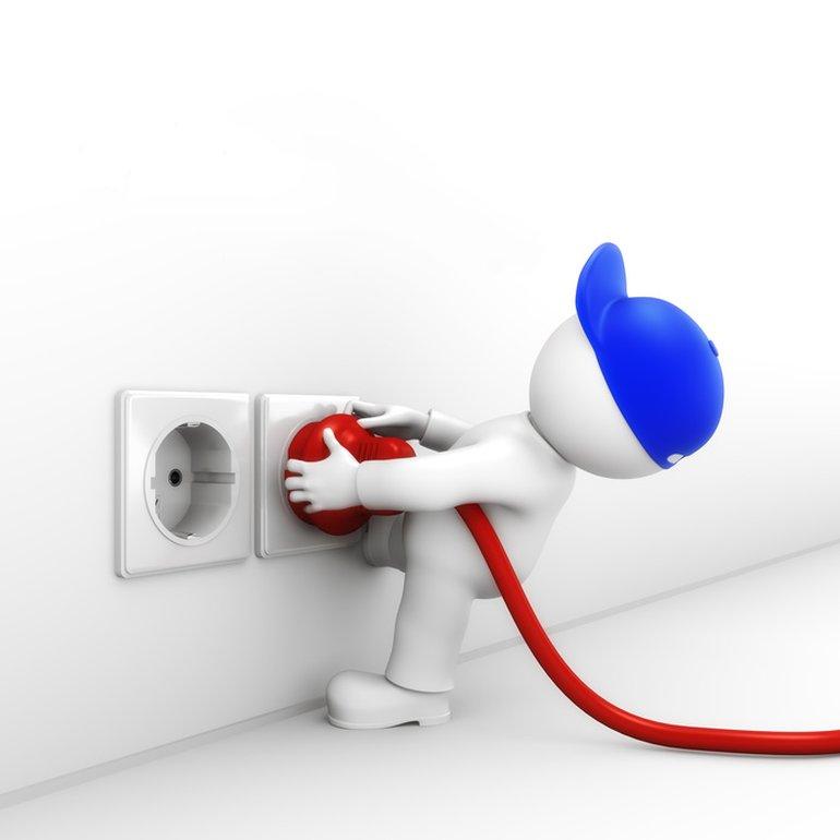Stecker ziehen Energiewende