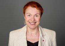 Clivia Conrad, Bundesfachgruppenleiterin Wasserwirtschaft, Tarifkoordination ö.D.