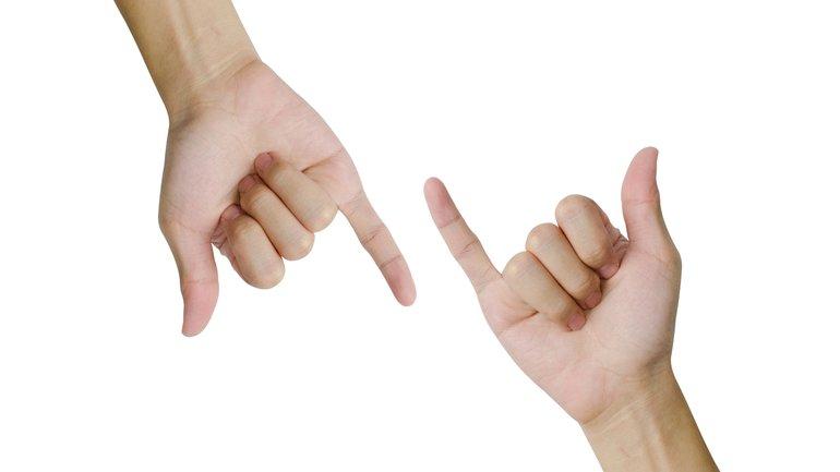 Versprechen Abmachung Vereinbarung Einigung Vertrag Hand