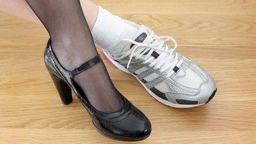 Work Life Balance Frau