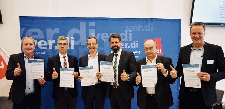 Gruppenfoto Teilnehmer BR-Tagung Nds-Bremen