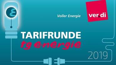 TG Energie Tarifrunde 2019 Logo