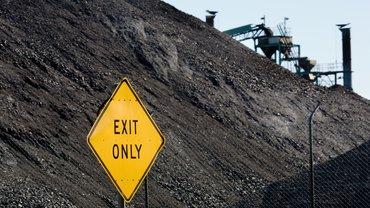 Kohle Kohleausstieg Ausstieg Stop Exit Energiewende
