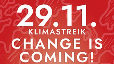 29.11.2019 Klimastreik Fridays for future 1600x900