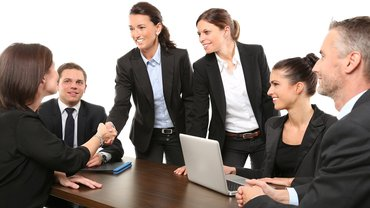 Frauen Führung Business Frauenquote Frauenanteil Karriere
