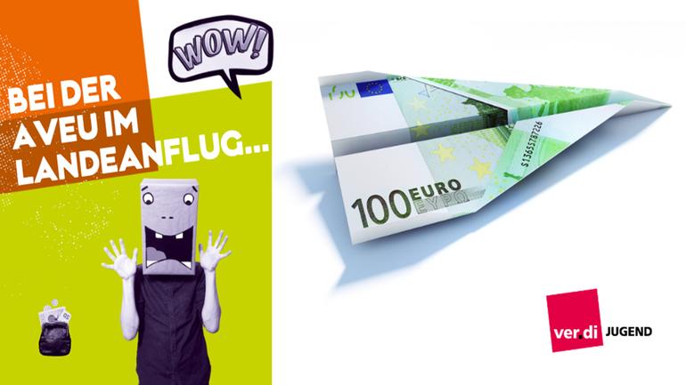 AVEU Tariferhöhung Jugend 100 Euro