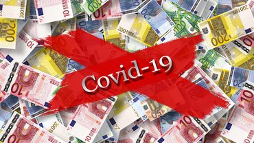 Corona Finanzen Finanzhilfe Unterstützung Geld