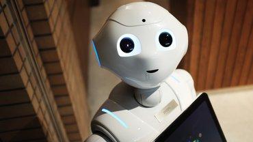 KI künstliche Intelligenz Pepper Roboter