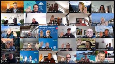 Tarifkommission EWE Online-Konferenz Tarifverhandlung