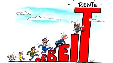 Neoliberale Rentenpropaganda